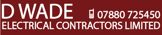 D Wade Electrical Ltd Logo